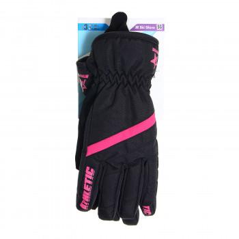 ATHLETIC Rukavice Athletic Basic ski glove Jn Girl