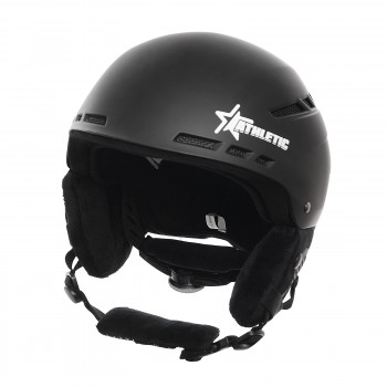 ATHLETIC Kaciga Atletic Kaciga Helmet93 Black