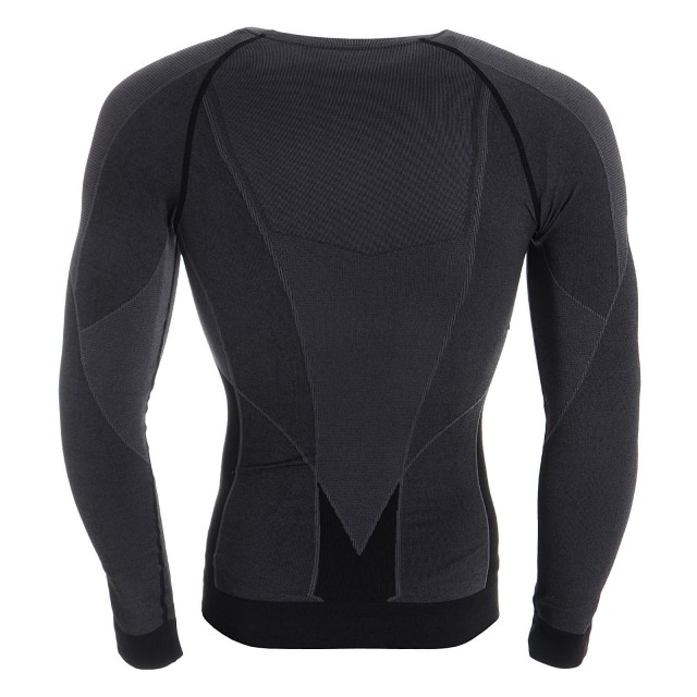 ATHLETIC Aktivni ves gornji deo MAN SKI UNDERWEAR LONG SLEEVE T-SHIRT