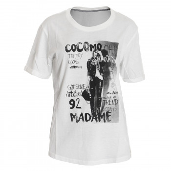 COCOMO Majica T-SHIRT ZOE