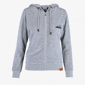 ELLESSE Dukserica LADIES VELVET FULL ZIP HOODY