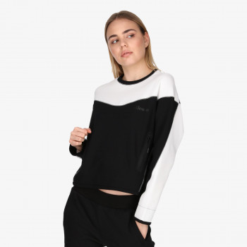 ELLESSE Dukserica LADIES SUPERSTAR CREWNECK