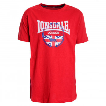 LONSDALE Majica LNSD FLAG F19 TEE B