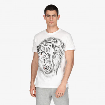 LONSDALE Majica LONSDALE LION TEE