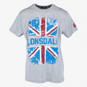 LONSDALE Majica FLAG TEE