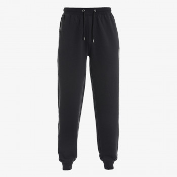 LONSDALE Donji deo trenerke LONSDALE BLK LION CUFF PANT