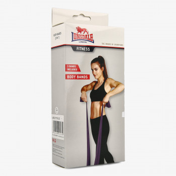 LONSDALE Fitness rekvizit LNSD BODY BANDS (3 in 1)