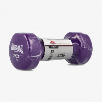 LONSDALE Teg LNSD FITNESS WEIGHTS 2kg