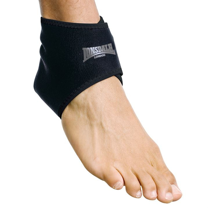 LONSDALE Steznik LONSDALE NEO ANKLE SUP00 BLACK