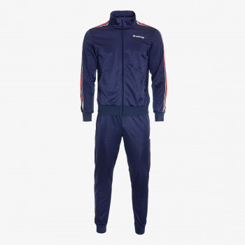 LOTTO Trenerka SUIT CIRCLE II BS RIB PL