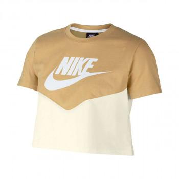 NIKE Majica W NSW HRTG TOP SS