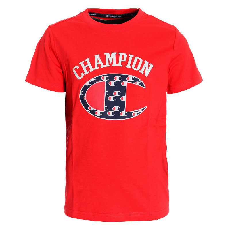 CHAMPION Majica URBAN LOGO T-SHIRT