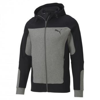PUMA Dukserica PUMA EVOSTRIPE Hooded Jacket