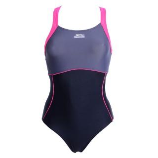 SLAZENGER Kupaći kostim 1-delni X BACK SUIT LDS00