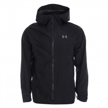 UNDER ARMOUR Jakna UA HURAKAN PACLITE JACKET-BLK