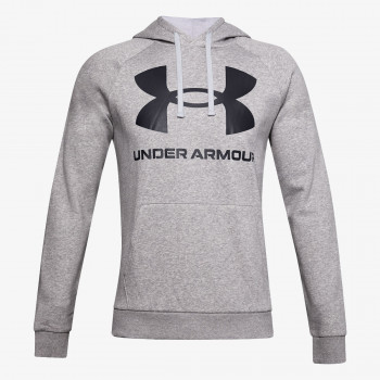 UNDER ARMOUR Dukserica UA Rival Fleece Big Logo HD