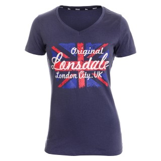 LONSDALE Majica Lonsdale W4 T-SHIRT