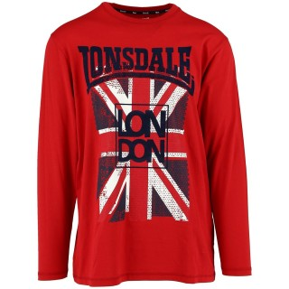 LONSDALE Majica dugih rukava Lonsdale Mens Tee LS