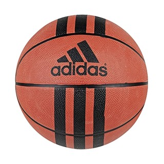 ADIDAS Lopta 3 STRIPES RUBBER BBALL