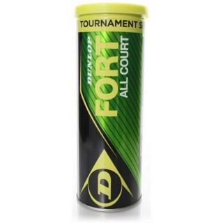 DUNLOP Loptica za tenis FORTE ALL COURT SELEKT 1/3