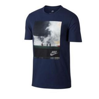 NIKE Majica M NSW TEE CNCPT BLUE 5
