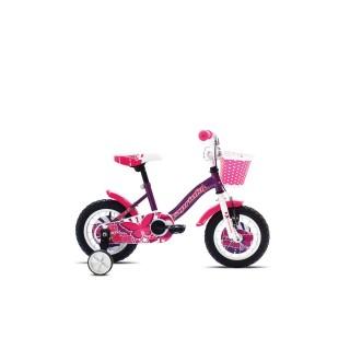 CAPRIOLO Bicikl BMX 12 HT VIOLA LJUBICASTO