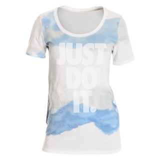 NIKE Majica W NSW TEE SCOOP JDI WASH