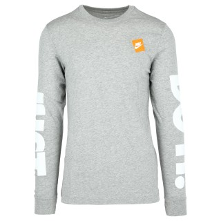 NIKE Majica dugih rukava M NSW TEE LS HBR 1