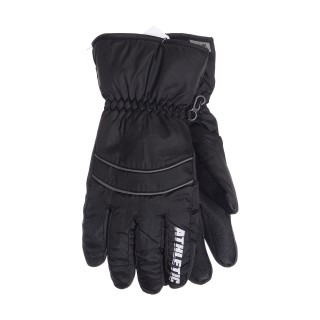 ATHLETIC Rukavice Athletic Ski Glove Sn Black