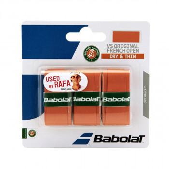 BABOLAT GRIP GRIP VS ORIGINAL RG x 3 clay