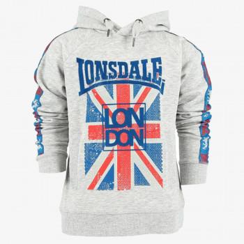 LONSDALE Dukserica Lonsdale Boys Hoody