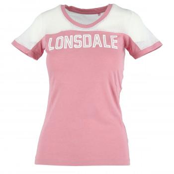 LONSDALE Majica LNSD MESH W TEE