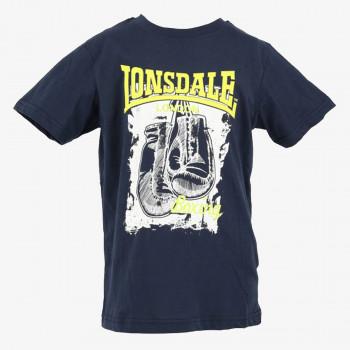 LONSDALE Majica GLOVE S19 TEE B