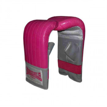 LONSDALE Rukavice LONSDALE LDS LEATHER MITTS 73