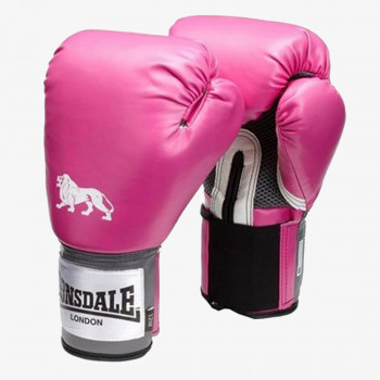 LONSDALE Rukavice LONSDALE PRO TRAIN GLV PINK 10OZ