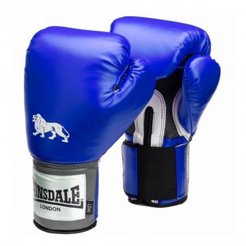 LONSDALE Rukavice LONSDALE PRO TRAIN GLV BLUE 12OZ
