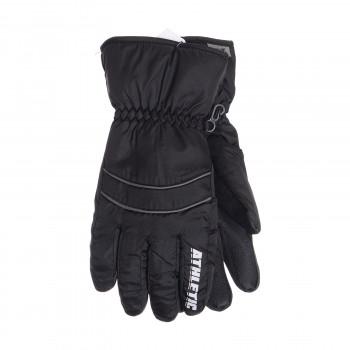 ATHLETIC Rukavice Athletic Ski Glove Sn Black