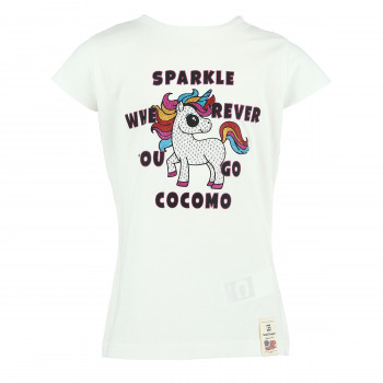 COCOMO Majica T-SHIRT SPARKLE