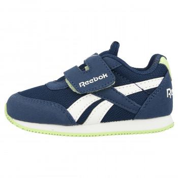 REEBOK Patike REEBOK ROYAL CLJOG WASHED BLUE/WHITE/LI