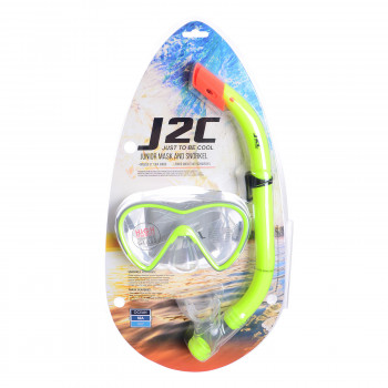J2C Maska SET MASK AND SNORKEL