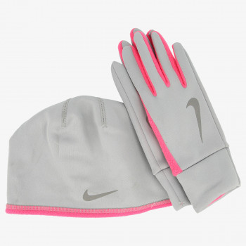 NIKE Set WOMEN'S NIKE RUN THERMAL HAT AND GLOVE S